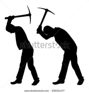 stock-vector-illustration-of-worker-with-pick-axe-250324477-1