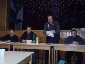 Hodnotiaca členská schôdza